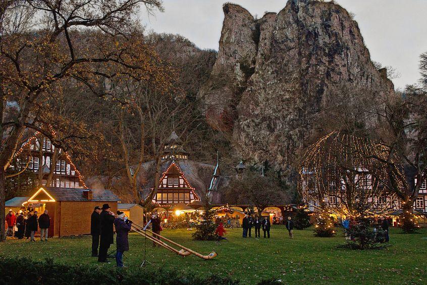 Bad Kreuznach Weihnachtsmarkt.Ihre Ferienwohnung Fur Den Besuch Des Weihnachtsmarktes In